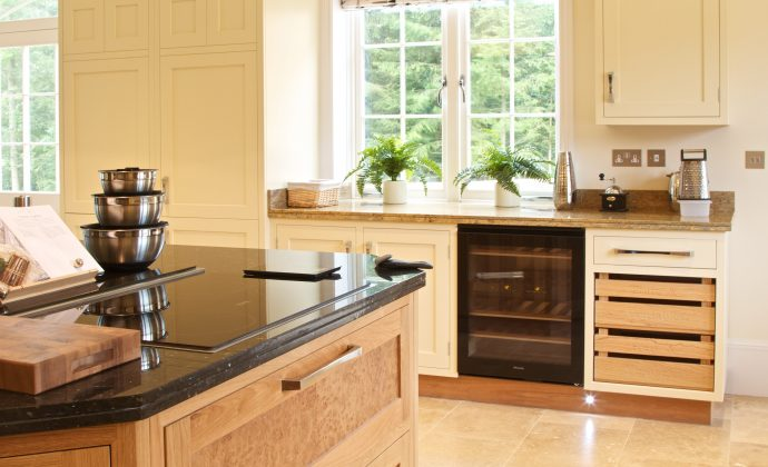The Real Kitchen Company Tailor Made Fitted Furniture